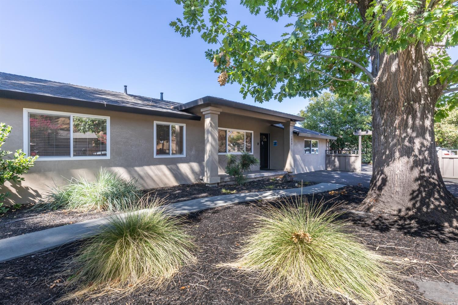 Wonderful East Side single story home on half an acre. Three bedrooms and an office,remodeled throug
