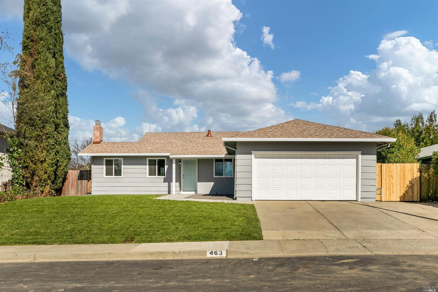 Extensively remodeled single story off N. Orchard! You will be impressed with the thoughtful upgrade