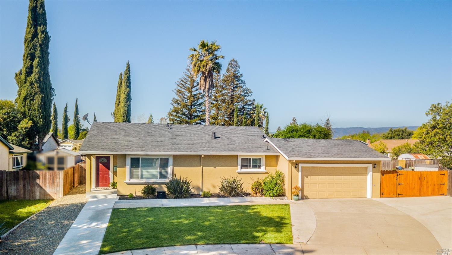 Check out this beautifully remodeled home!  Positioned at the end of a court, this stunner has been