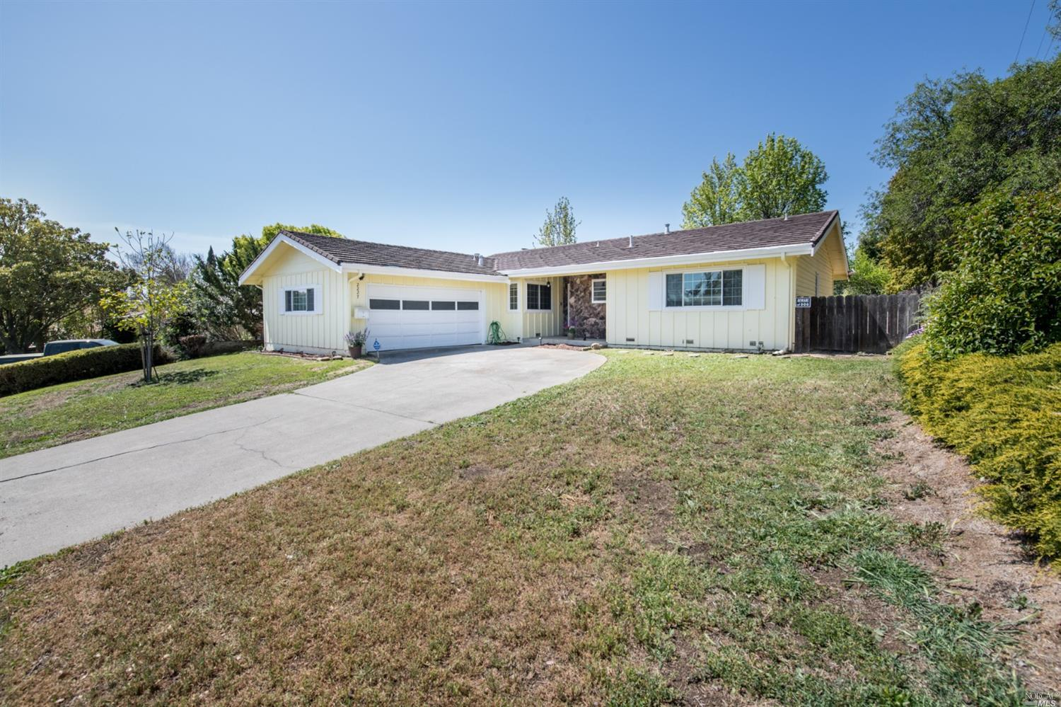 Hidden Gem! Must see this Move In Ready peaceful 3 Bedroom 2 Bath home with a bright and airy sunroo