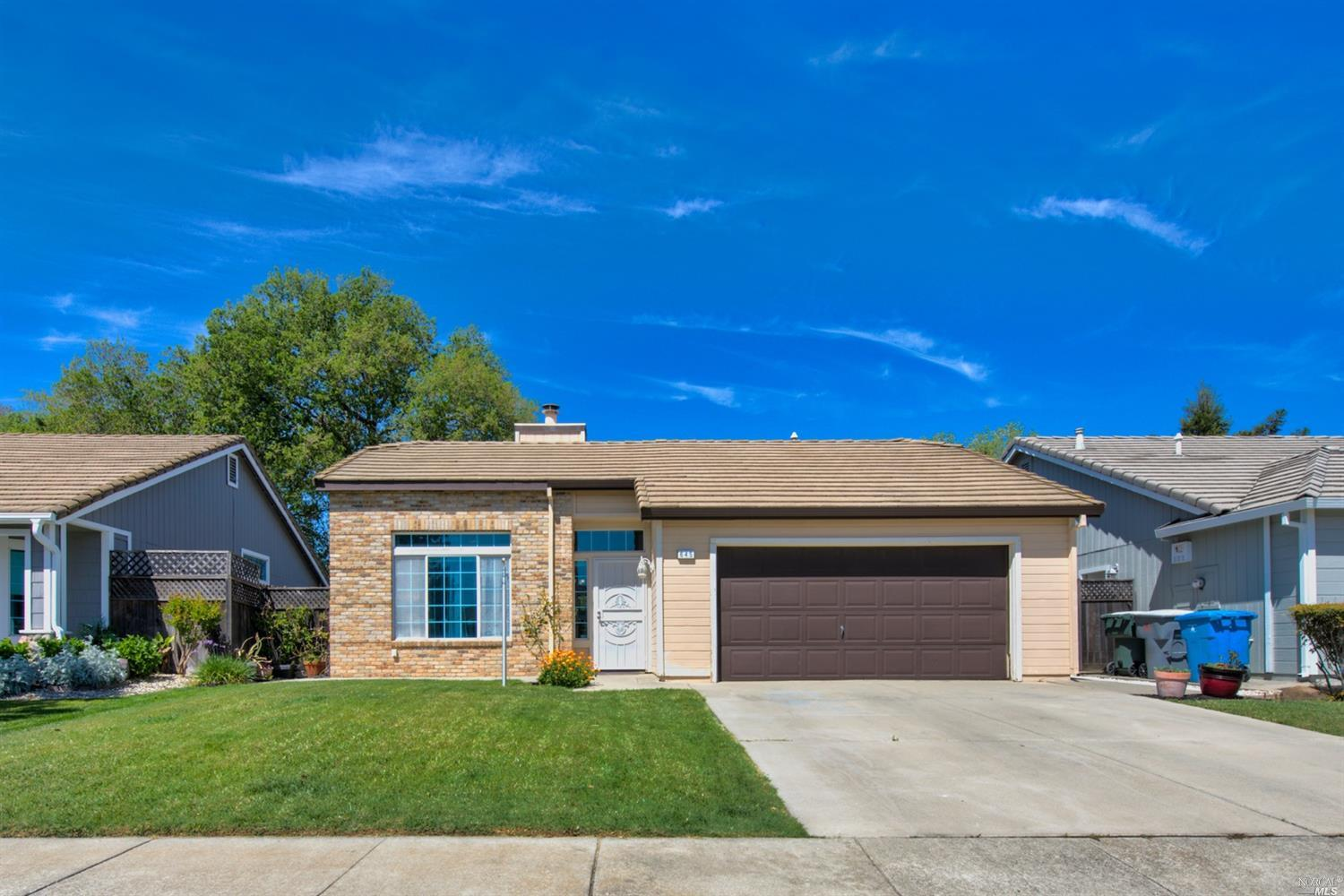 Cute, clean, bright, well-located, and ready for you! This charming home features a desirable floor