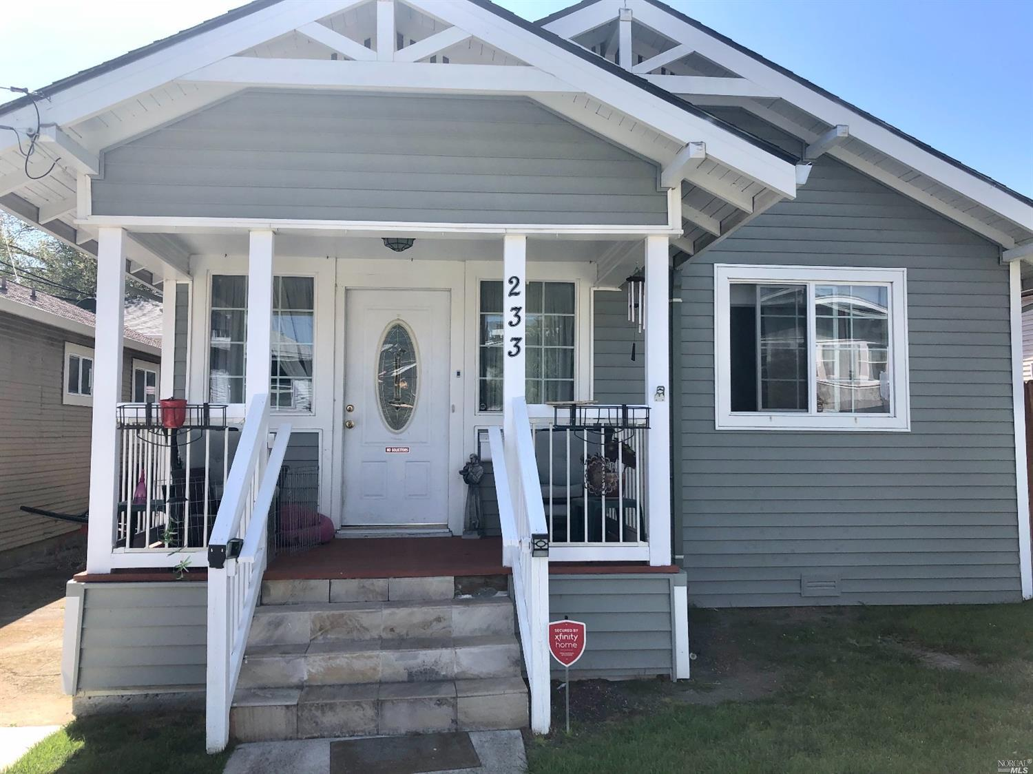 Rare opportunity to own a cozy two-bedroom, one bathroom Rio Vista Cozy home just minutes from Sacra