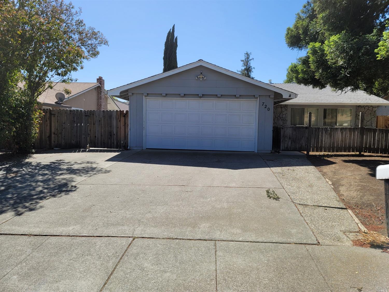 720 Beythe Ln, Vacaville, CA, 95687
