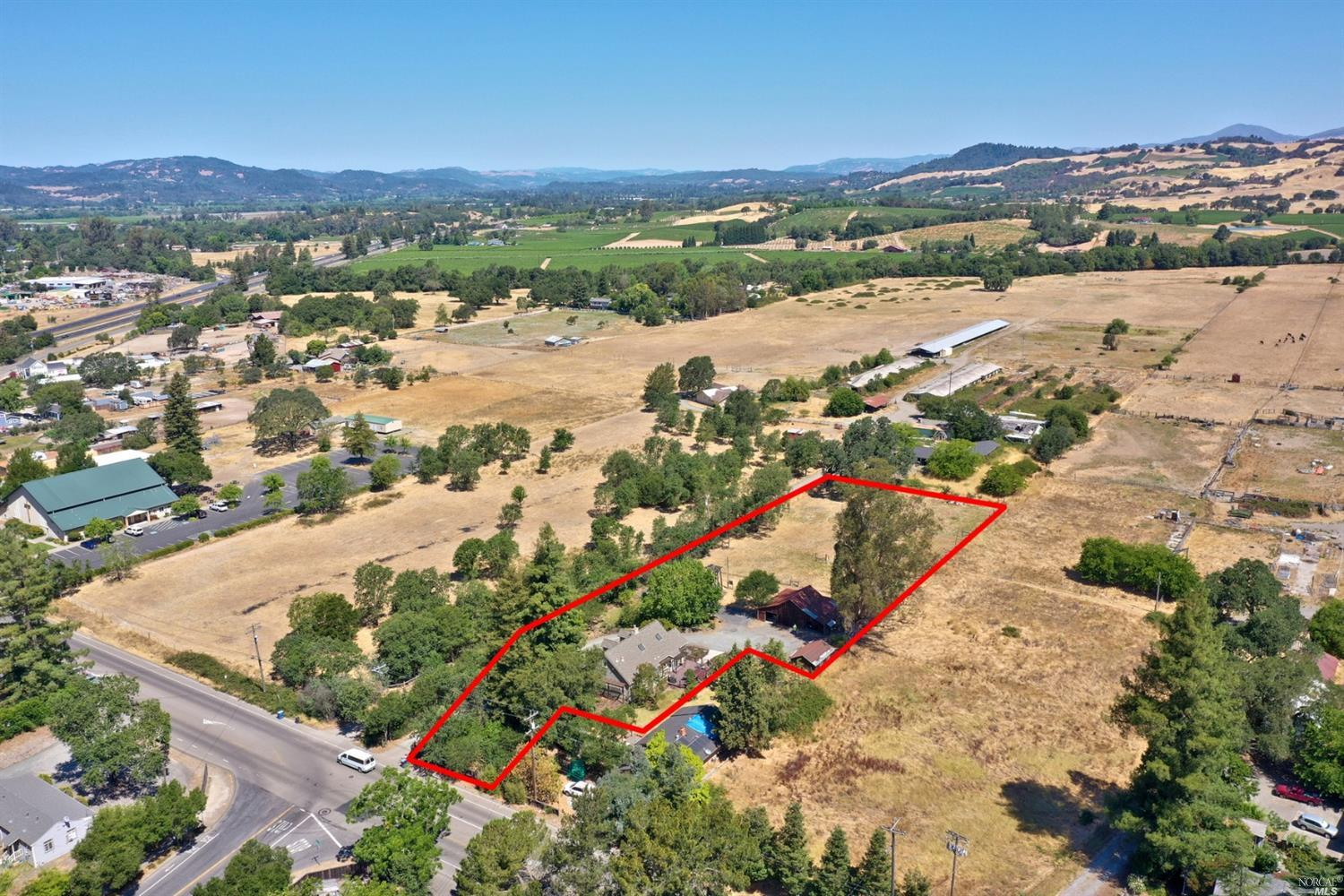 Beautifully remodeled ranch home on 1.27 acres! The 1,934 square foot home features a spacious updat