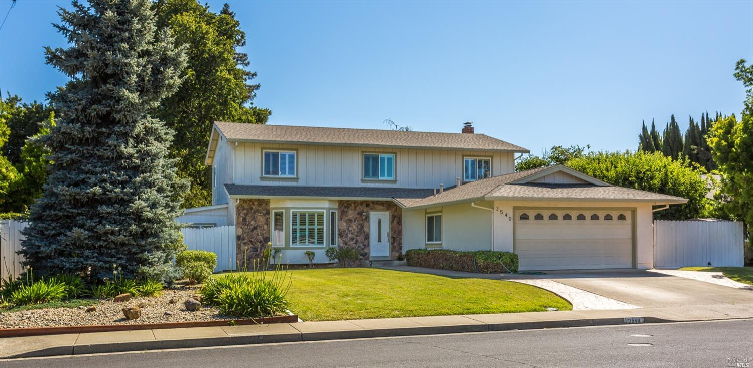 This original owner, lovingly updated and maintained Wood Creek Estates home definitely displays pri