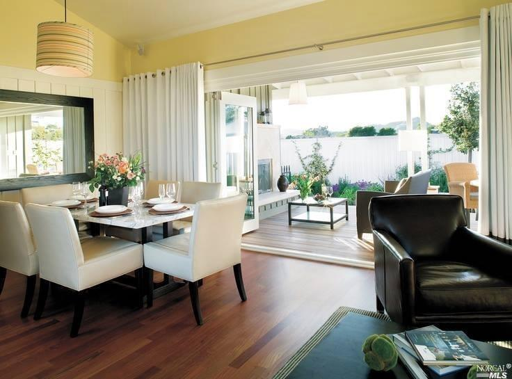 The Orchard at Carneros Resort and Spa is a Private Residence Club ownership that offers a 1/10 frac