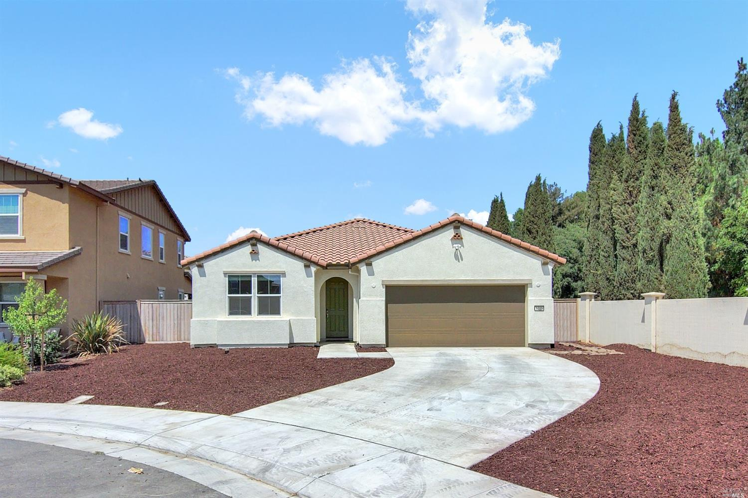 Only a few years new! This beautiful Valley Glen single story home has four bedrooms and three full