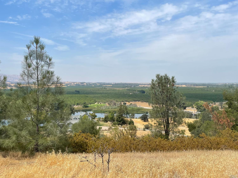 照片的运河在温特斯,加州