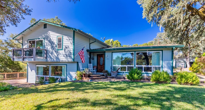 2401 Road B, Redwood Valley, CA 95470