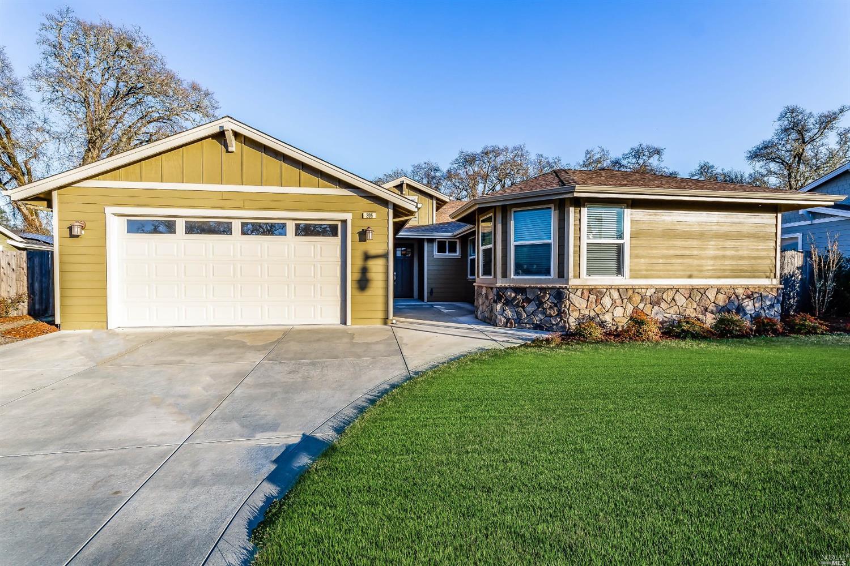 205 Haehl Creek Court, Willits, CA 95490
