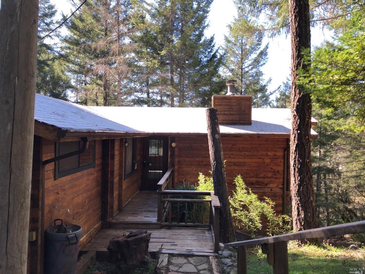 25624 Madrone Drive, Willits, CA 95490