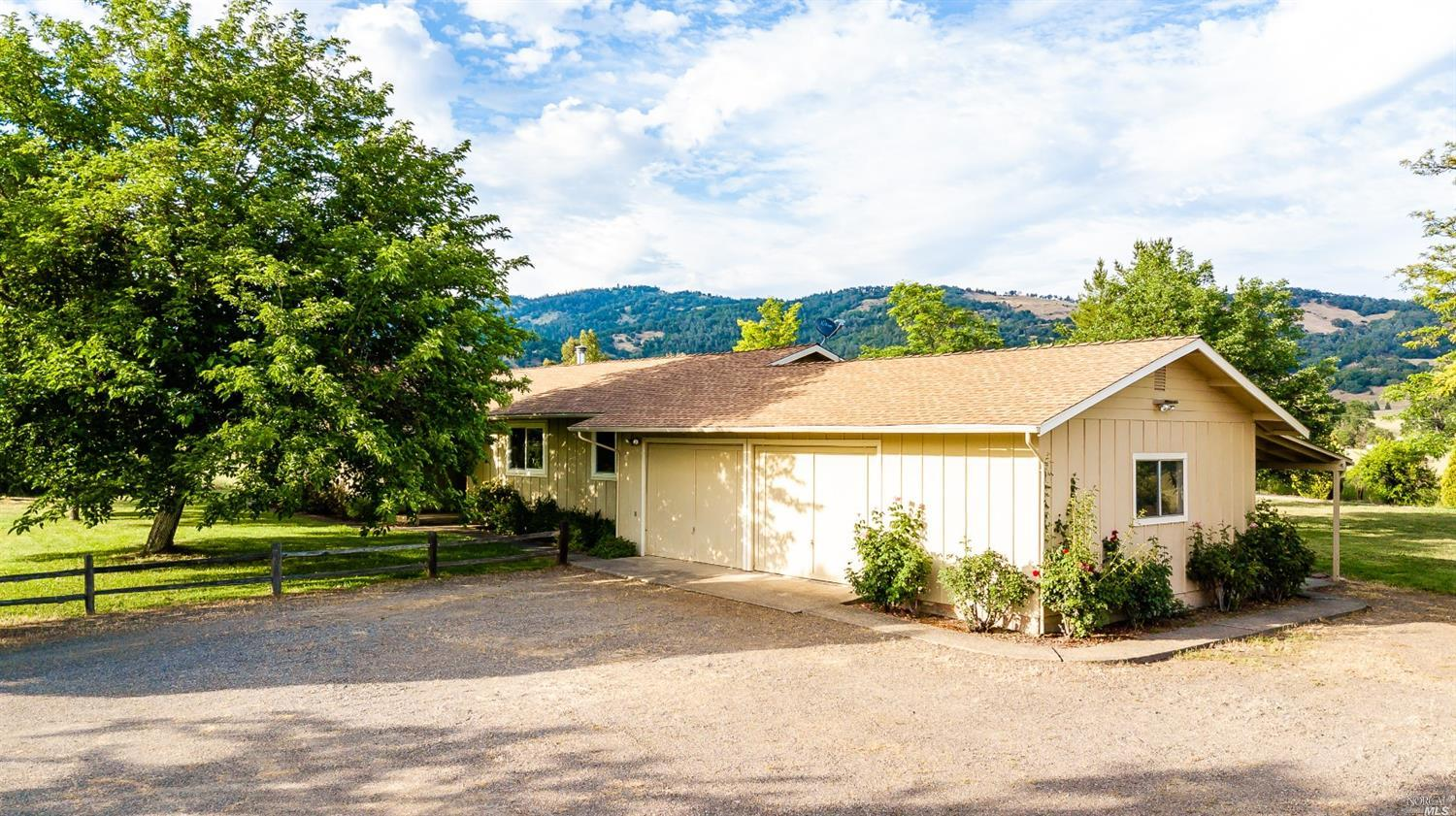 10325 E Side Potter Valley Road, Potter Valley, CA 95469