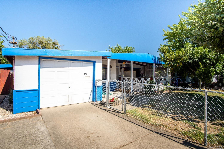 278 Irvington Drive, Ukiah, CA 95482