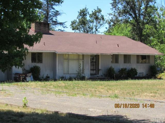 11260 W Side Potter Valley Road, Potter Valley, CA 95469