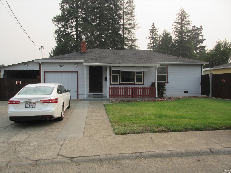 1531 Talmage Court, Ukiah, CA 95482