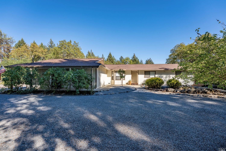 8481 Pinecrest Drive, Redwood Valley, CA 95470