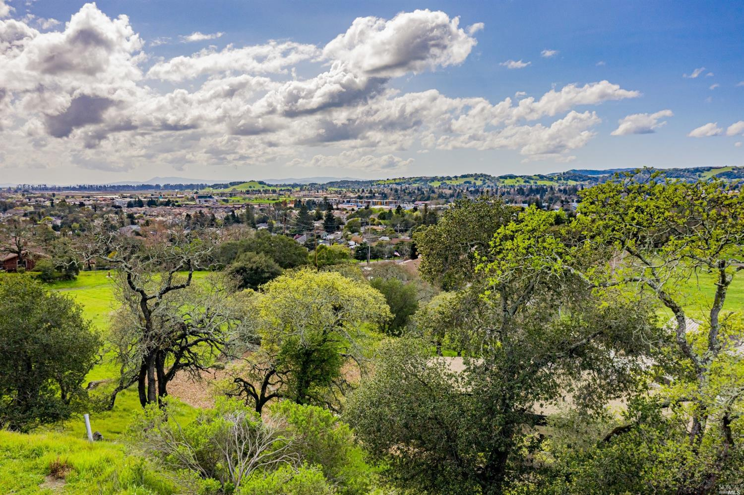 This world class development offering is suitable for a luxury home within city limits. The west facing views take in magnificent sunsets, glimmering city lights, and the distant mountains and watershed. One of the largest elevated lots available in the desirable enclave of Hidden Glen, the parcel offers over 0.34+/- acre of prime buildable land and is moments from Downtown Napa. When visiting, one would immediately notice the peace and tranquility the land exudes. The location grants a country feel with no through traffic. Bedrock elements and mature oak trees make this a true rare find. Plans are available to a buyer looking for ease of planning.