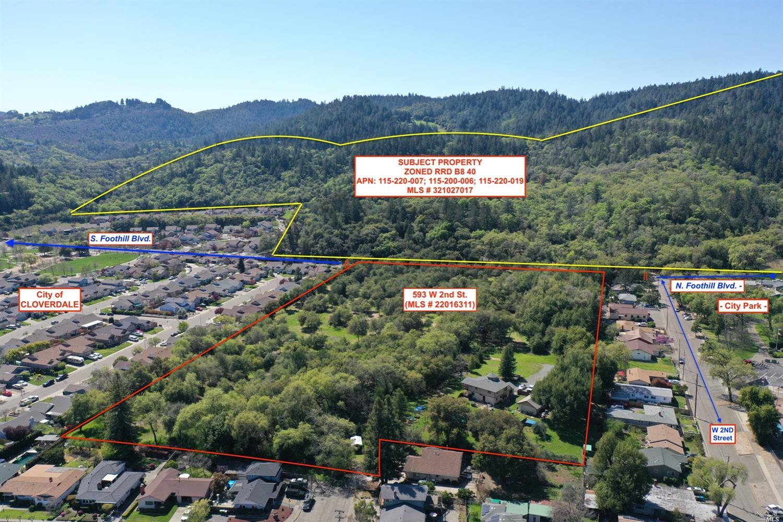 Listing 321027017 : 0  W 2nd Street, Cloverdale, CA, 95425  (photo 6)