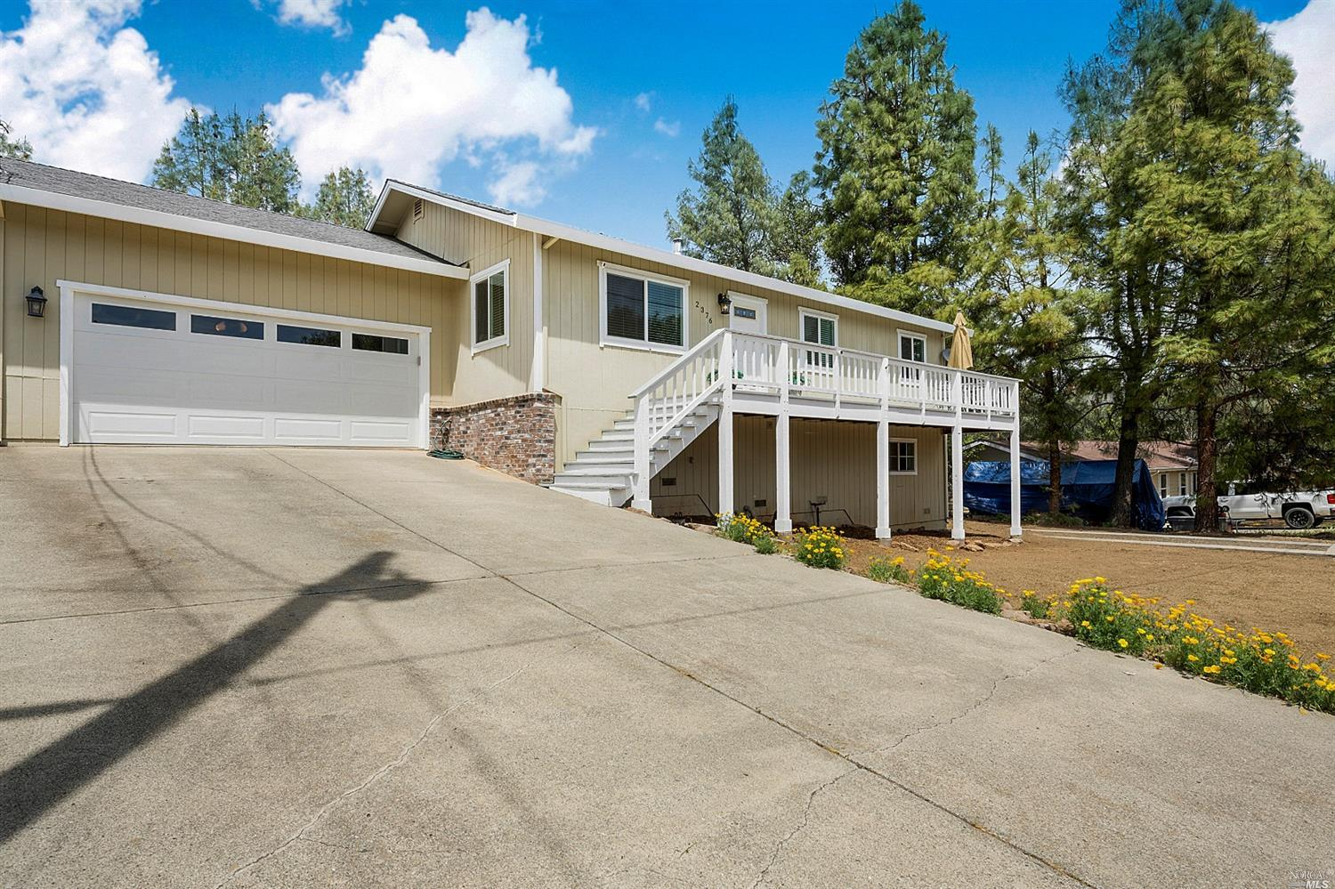2376 Harness Drive, Pope Valley CA 94567