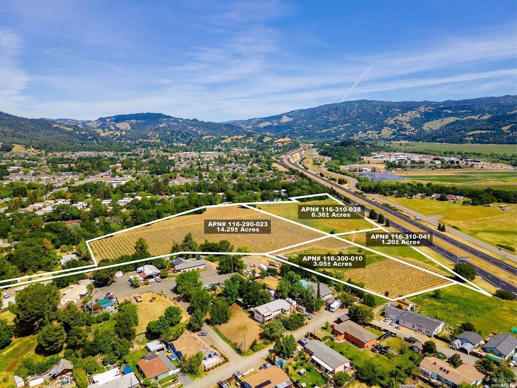 Listing 321045650 : 0  El Rancho Drive, Cloverdale, CA, 95425  (photo 1)
