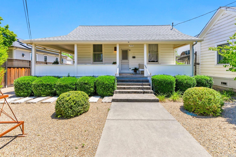 1445 Tainter Street, St. Helena CA 94574