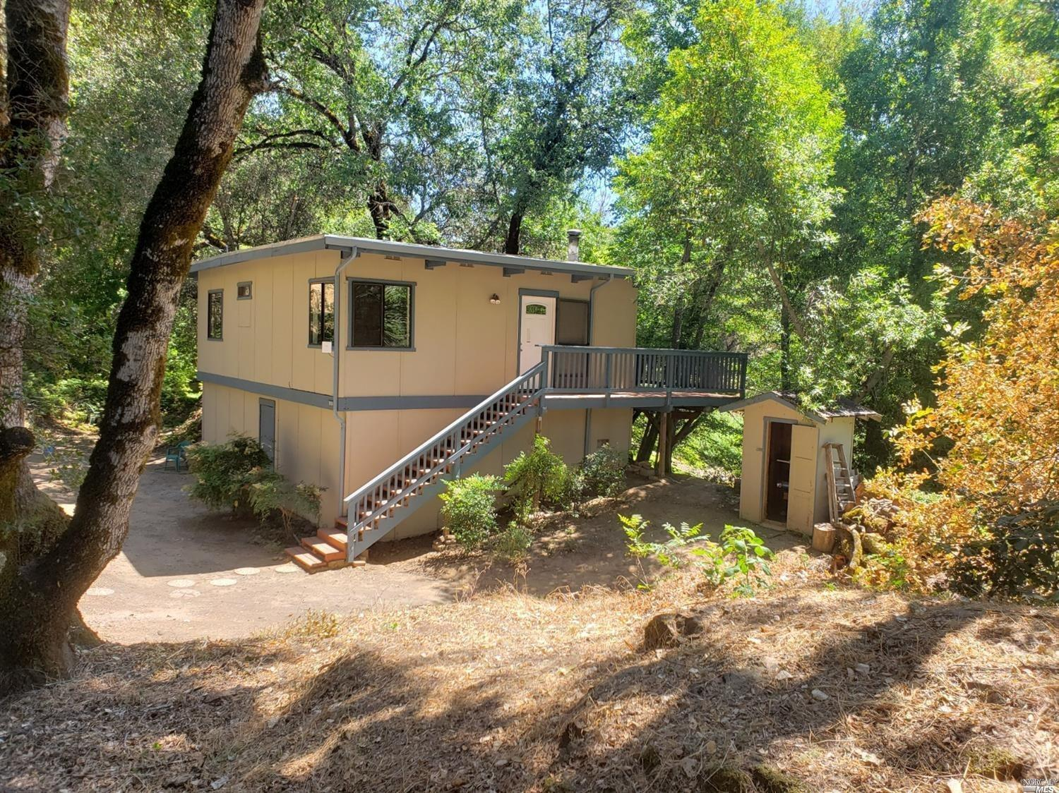 8001 E Side Potter Valley Road, Potter Valley, CA 95469