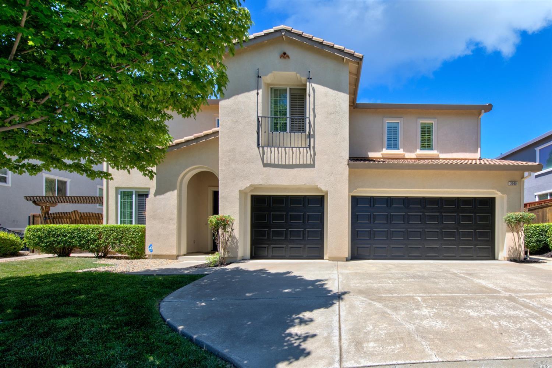 3505 Sunny Hill Court, Fairfield CA 94534