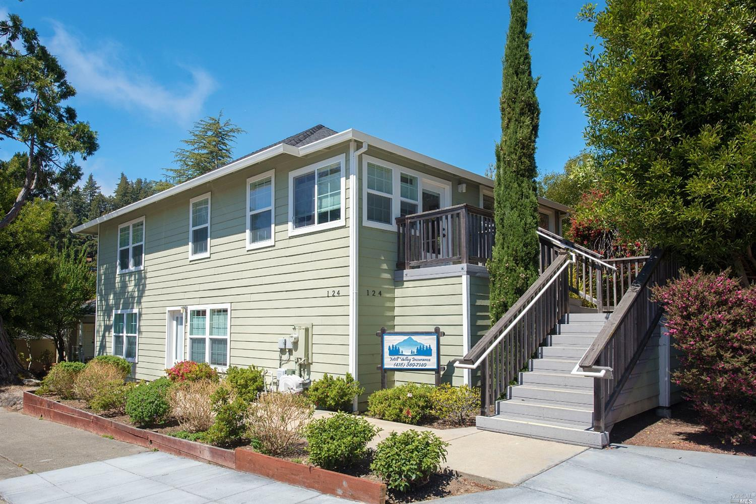 Listing 321056912 : 124  E Blithedale Ave , Mill Valley, CA, 94941  (photo 1)