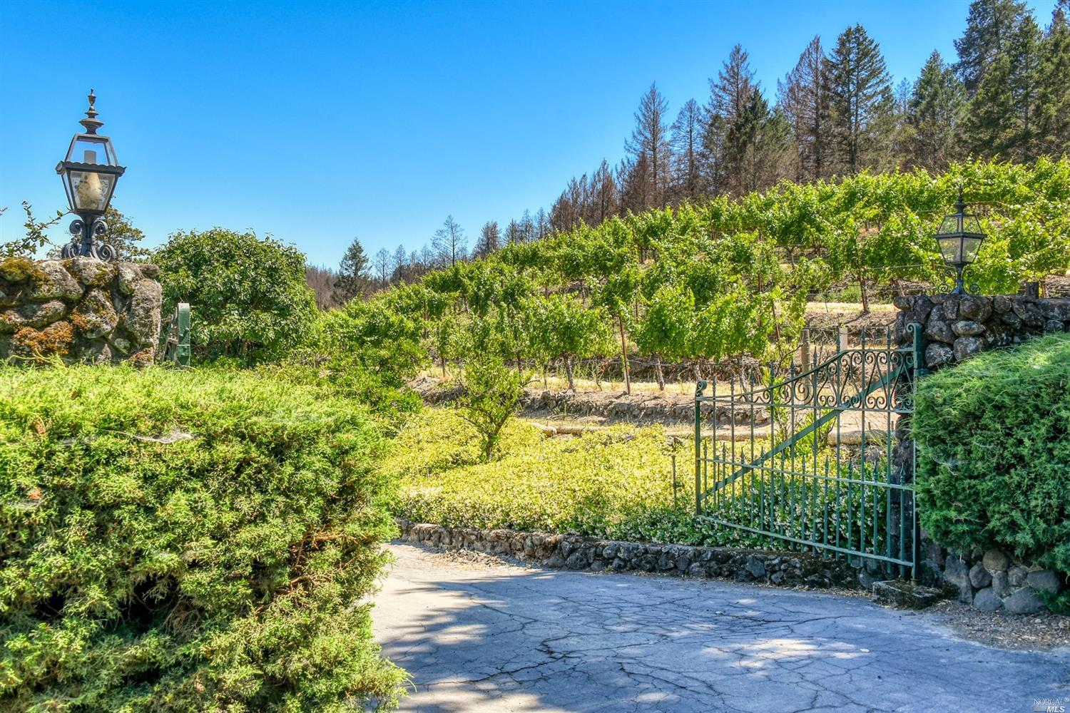 3505 Spring Mountain Road, St. Helena CA 94574