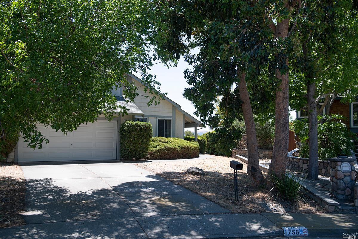 1756 Helane Ct, Benicia, CA, 94510