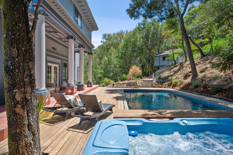 Listing 321066404 : 233  Hillside Drive, Fairfax, CA, 94930  (photo 9)