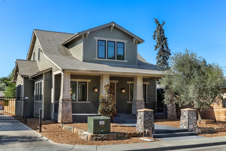 Listing 321076523 : 132  Lincoln Street, Healdsburg, CA, 95448  (photo 2)