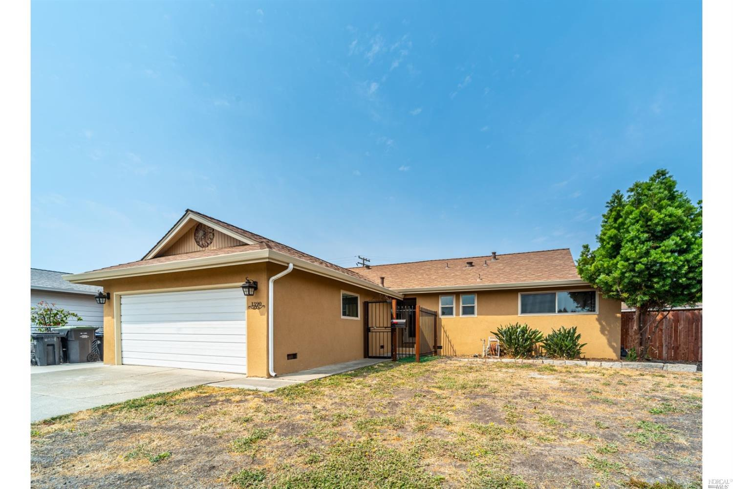 Updated home with new Kitchen. Newer double pan windows throughout. 3 Year old roof. Hardwood floors