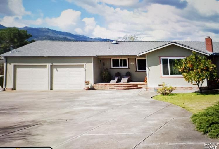 1226 Bella Oaks Lane, Napa, CA 94558