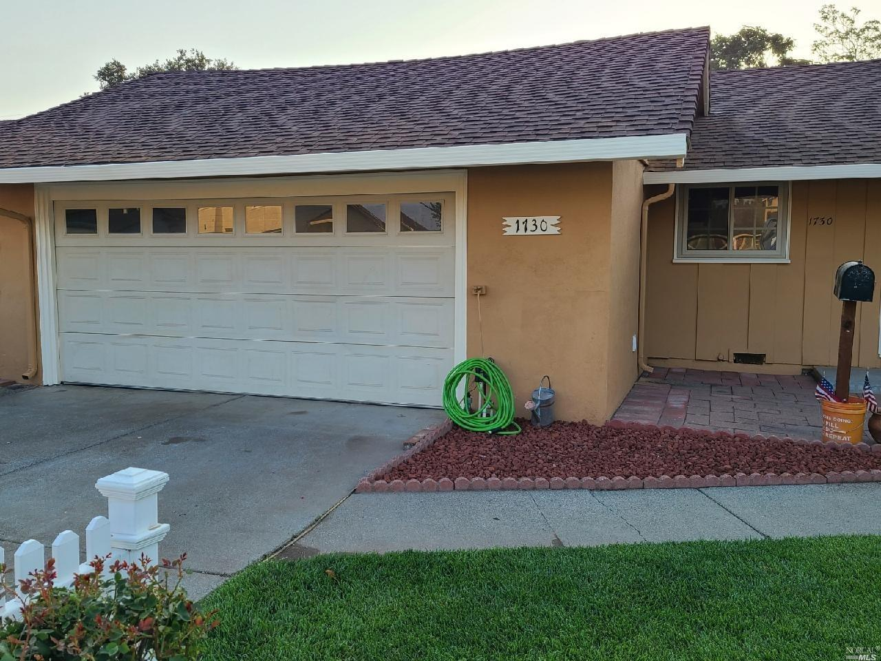 Clean cute home with new windows, new floors,   freshly painted interior and exterior paint. Home ha