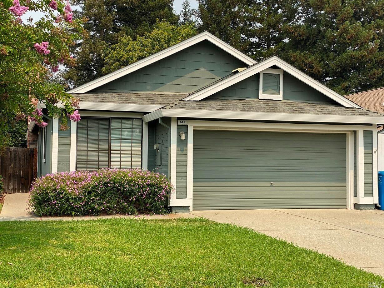 543 Eldridge Ave, Vacaville, CA, 95688
