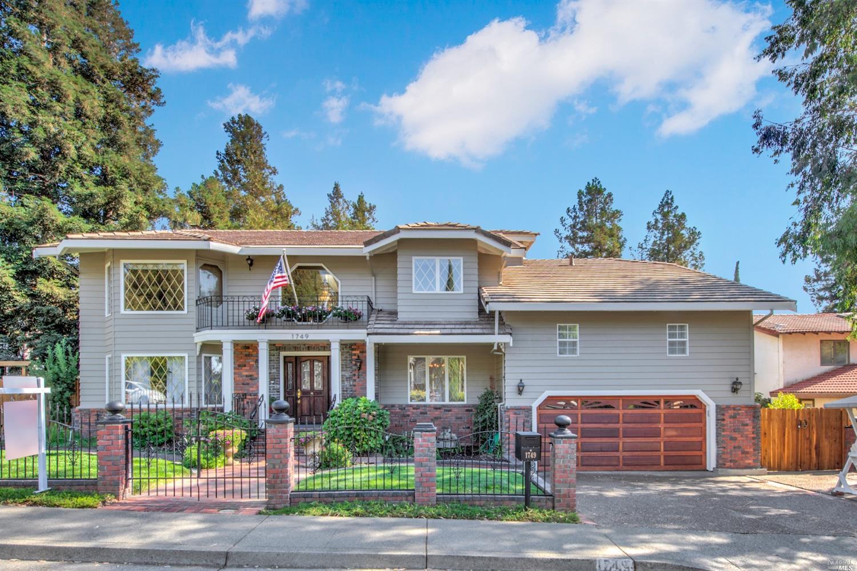 Photo of 1749 Kolob Drive, Fairfield, CA 94534