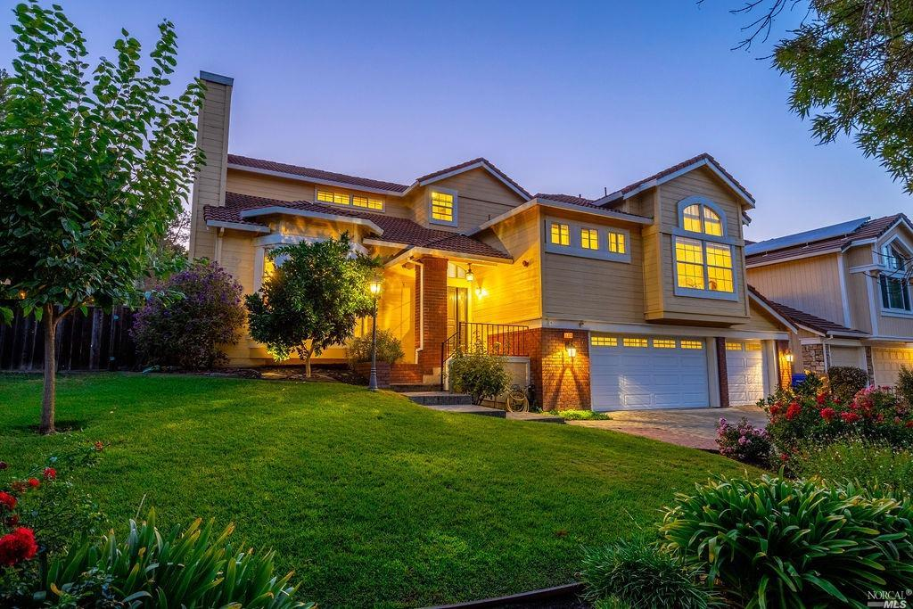 1125 Westview Drive is a beautiful home in the coveted Browns Valley District. This timeless Napa re