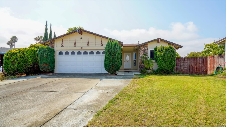 191 Fiddletown Court, Vallejo CA 94589