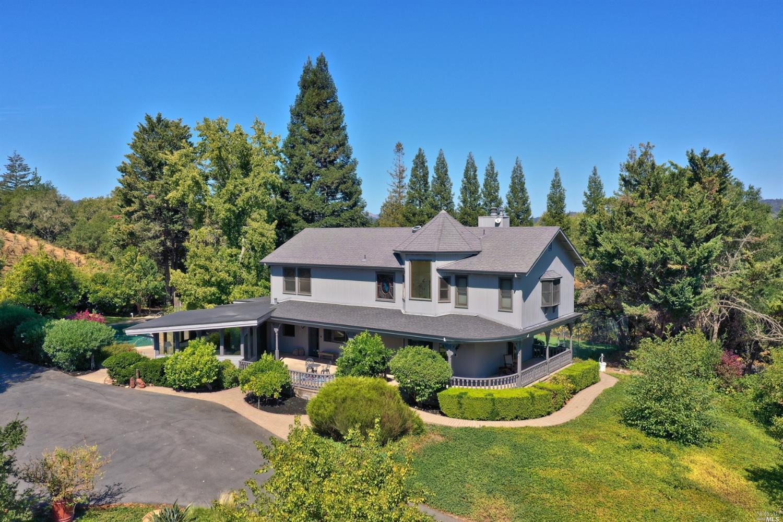 Listing 321089337 : 3875  W Dry Creek Road, Healdsburg, CA, 95448  (photo 3)