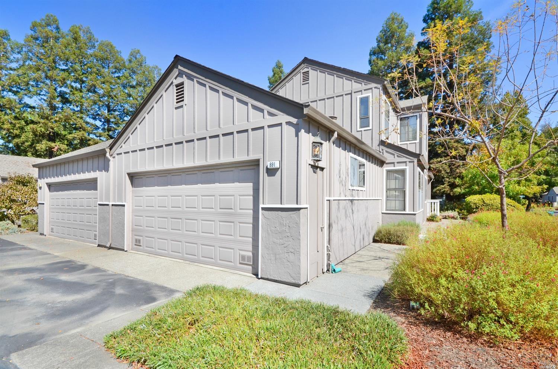 891 Princeton Drive, Sonoma CA 95476